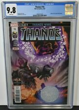 Thanos #16 (2018) CGC Graded 9.8 ~ Cosmic Ghost Rider Origin ~ Marvel Comics