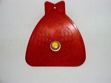 686G Genuine HUNT-WILDE Bicycle Flap Red Glitter