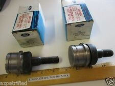 2 FORD 1983/1992 RANGER JOINT ASY, DANA MODEL 28 DRIVING AXLE 1 UPPER, 1 LOWER