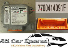 Renault Megane Mk1 - Air Bag / Airbag Control Module / Unit - 7700414091F
