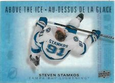 2015-16 Upper Deck Tim Hortons ABOVE THE ICE Steven Stamkos AI-SS