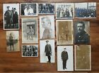 Collection of Original Old WW1 WW2 Military Army Photos
