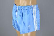 ADIDAS Glanz Nylon Shorts!!!  Vintage Short Sporthose blau-Gr.:L-6  (1295)