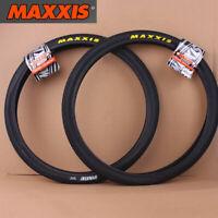 "MAXXIS 26 x 2.1 MTB Bike Tires 60TPI Flimsy Wire Bead Clincher Tyre 26*2.1"" Tire"
