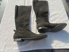 BODEN  BROWN SUEDE BOOTS SIZE 40==6.5 BNWOB