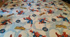 Marvel Spider-Man Spider Sense Twin Size Flat Sheet