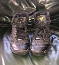 Nike Zoom Kobe 3 III 318090-012 Orca Black Anthracite Varsity Maize Size 11.5