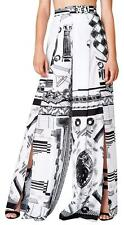 Versace Versus by Anthony Vaccarello Printed Wide leg Trousers Size  44