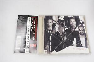 BACKSTREET BOYS UNBREAKABLE JAPAN CD OBI A14144