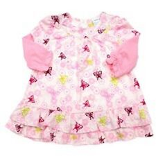 Laura Ashley Baby Girl Dress Suit 9 mnth Size 0 Light Pink Butterflies rrp $79
