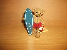 Gilde Teddybären - Surfer 37052  ca. 11 cm groß