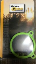 """Black Gold Bowsights Sight Ring W/ Level 1 3/4"""" Green 16SRG #00700"""