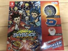 "Beyblade Burst Battle Zero Switch Japanese Ver. ""Game Limited BEYBLADE INCLUDED"""