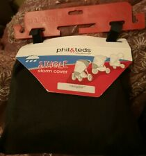 Phil & Teds Single Rain Protection for Sport/Navigator