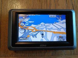 "Garmin zumo 660 660LM Auto KFZ Motorrad 4,3"" Navigation nüMaps Lifetime"