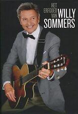 Willy Sommers : Het Erfgoed van Willy Sommers (2 CD + Boek)