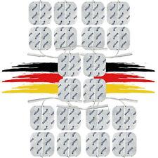 20 Elektroden 5x5cm für TENS EMS Gerät passend zu Sanitas SEA29 dittmann Prolax