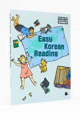 Easy Korean Reading For Beginner Easy to Learn Korean Language Basics Home Study
