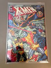 Autographed Chromium Uncanny X-Men (141 & 142 Days of Future Past) Clairemont