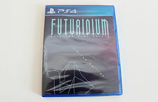 NEW & SEALED Futuridium EP Deluxe Playstation 4 PS4 2000 COPIES * LIMITED RUN #6