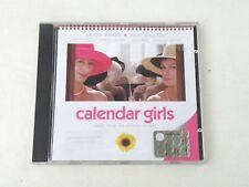 CALENDAR GIRLS - HELEN MIRREN - CD OST PATRICK DOYLE 2003 HOLLYWOOD RECORDS