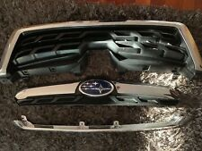 OEM 2014-2018 Suburau Forester Sport Grille Assembly Trim