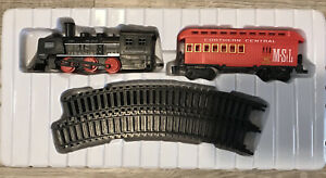 Classic Train Set / Railroad / Locomotive / Train Track Over 6ft, Birthday Gift