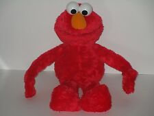 "Hasbro 2012 Big Hugs 22"" Elmo Sesame Street Sings & Talks  **WORKS**"