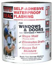 "Cofair 6"" x 33', Window Flashing, Self-Adhesive"
