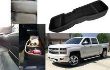 Husky Liners GearBox Black Under Seat Storage Box For 2014-2016 Silverado Sierra