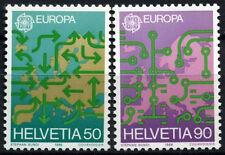 Svizzera 1988 sg#1149-50 EUROPA Gomma integra, non linguellato Set #d45808