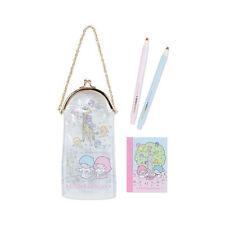 Sanrio Little Twin Stars Mini Stationery & Clasp Purse Viny Set 352772