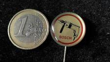 Bosch Anstecknadel Badge alt rare selten original v2