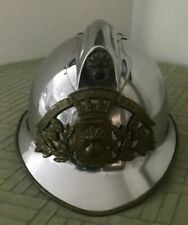 Ww Ii or Pre-Ww Ii French Fireman'S Helmet