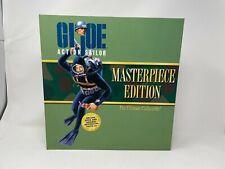 Vintage Hasbro GI Joe Action Sailor Doll Book Masterpiece Edition 1996 New 1018