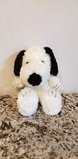 """Snoopy Plush Dog Camp Snoopy Cedar Fair 10"""" NWT"""