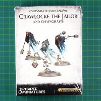 Warhammer Age of Sigmar Nighthaunt Crawlocke the Jailor Box 11372