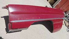 1962 Olds Dynamic 88 LEFT FRONT FENDER free delivery-Carlisle/Hershey Swap Meets