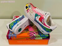 NEW Nike Air Force 1 Flyleather Ruohan Wang 2020 CZ3990-900 Size 11 100% Auth