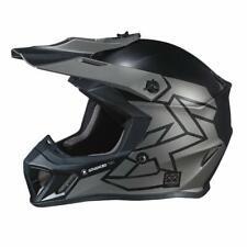 Ski-Doo Xp X Advanced Tec Snowmobile Helmet Charcoal 448561