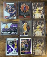 Anthony Davis 2019-20 Optic Mosaic Chronicles (Luminance) 9 Card Lot - Lakers🔥