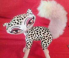 "10"" Bratz Petz Sassy Cat w/ Pink Tail & Cheetah Spots POSABLE"