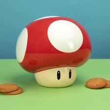 Tarro galletas seta Super Mario Nintendo