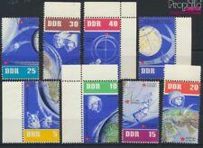 DDR 926-933 (complète edition) oblitéré 1962 l'espace (9119692