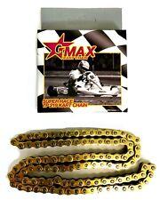 100 Link 219 G-Max Super Race TP Kart Chain - TKM Rotax Cadet KF Honda X30