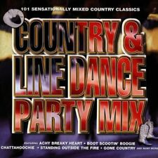 Various Artists : Country and Line Dance Party Mix CD FREE Shipping, Save £s