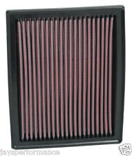 K&N SPORTS AIR FILTER TO FIT A-CLASS (W169) 1.5/1.7/2.0i/TURBO