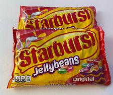 Starburst ~ Jelly Beans Easter 2-Bags 14 oz. Original ~ Expires 03/2022