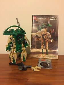 Lego Star Wars 8000 Pit Droid 2000 Release