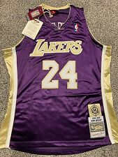 Authentic Kobe Bryant Lakers Mitchell & Ness Hall Of Fame Class of 2020 Jersey